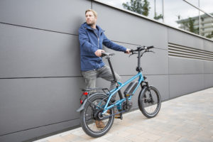 Tinker Compact Electric Bikes